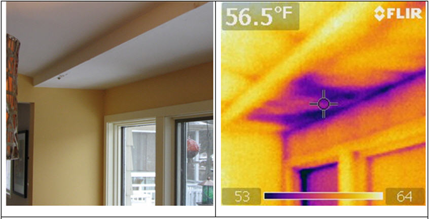 Infrared Thermography To Locate Water Leaks Western Infrared