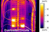Using Infrared Thermography to Discover Electrical Hot Spots