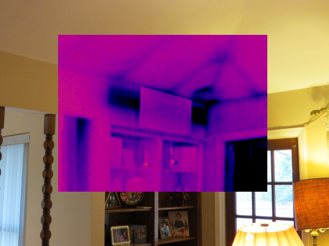 Using Infrared Thermography to Discover Insulation Problems