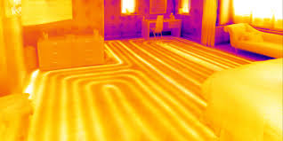 Using Infrared Thermography to Evaluate Underfloor Heating
